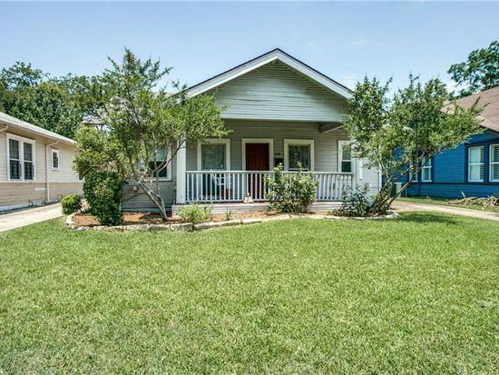 5431 Bonita Ave, Dallas, TX 75206   Zillow