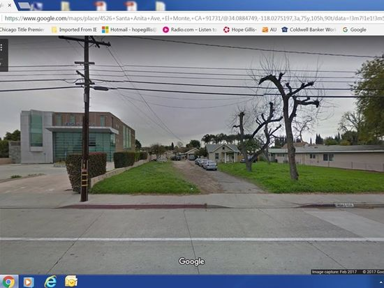 4526 Santa Anita Ave El Monte Ca 91731 Zillow