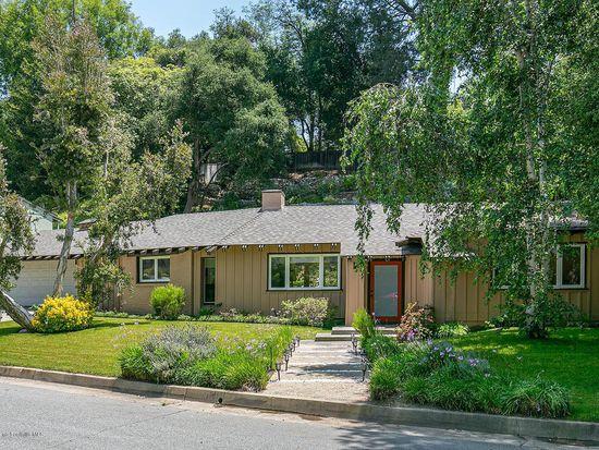 1140 Busch Garden Ct Pasadena Ca 91105 Zillow