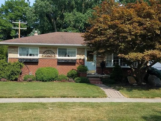 5976 Rockland Ct Dearborn Heights Mi 48127 Zillow