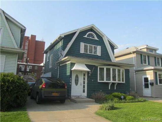 336 Villa Ave, Buffalo, NY 14216   Zillow