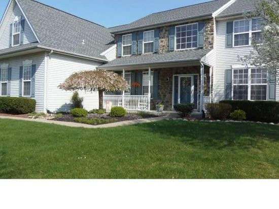 911 Red Coat Farm Dr, Chalfont, PA 18914 | Zillow