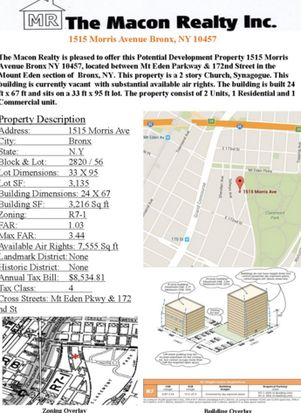 1515 Morris Ave, Bronx, NY 10457 | Zillow