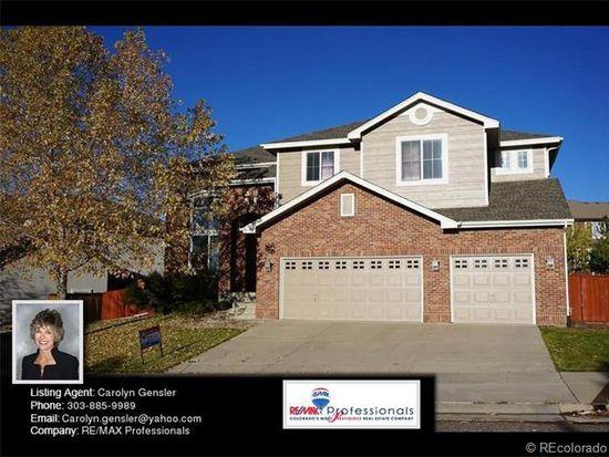 735 Ridgemont Cir Highlands Ranch Co 80126 Zillow