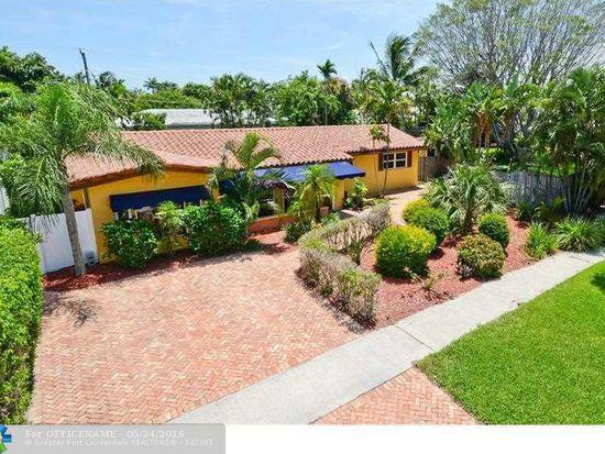 1920 Ne 60th St Fort Lauderdale Fl 33308 Zillow