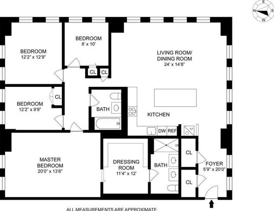 80 Chambers St APT 10A, New York, NY 10007   Zillow