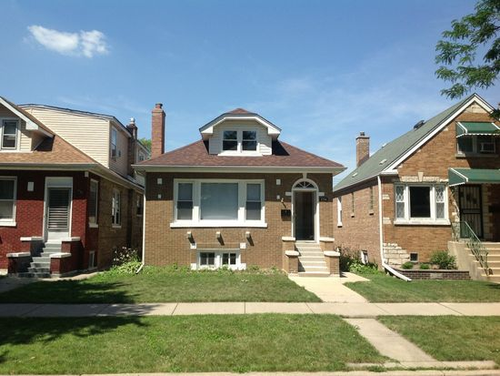 Chicago Bungalow Rehab For Sale In 60634: 3744 N New England Ave, Chicago, IL 60634