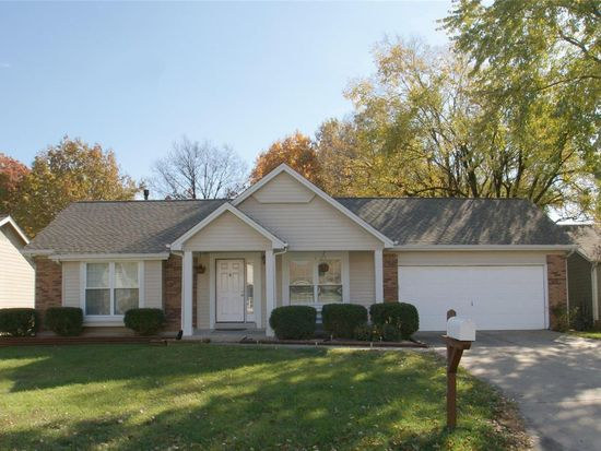 4560 Clearbrook Dr Saint Charles Mo 63304 Zillow