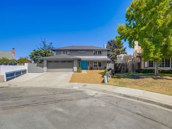 5181 Park West Ave San Diego CA 92117
