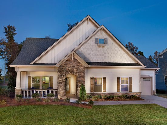 New Brick Ranch Homes In Charlotte Nc