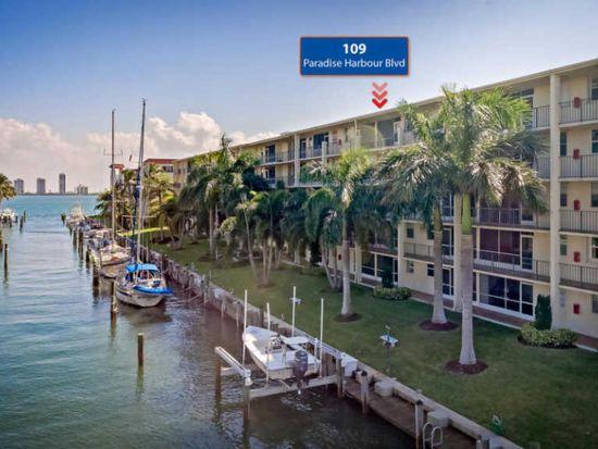 109 Paradise Harbour Blvd Apt 306 North Palm Beach Fl 33408