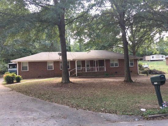 1181 Tanglewood Rd Jonesboro GA 30236