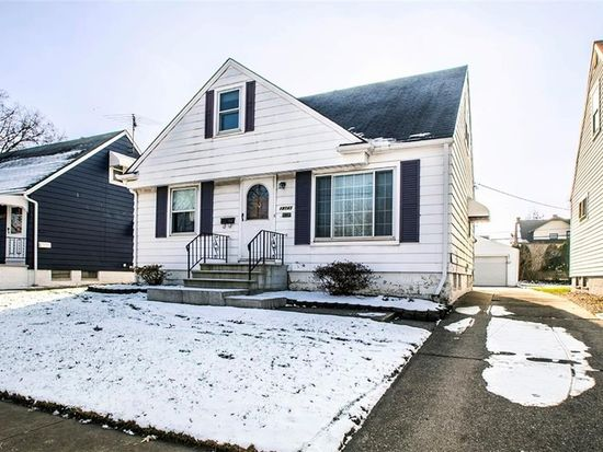 18143 Puritas Ave Cleveland Oh 44135 Zillow