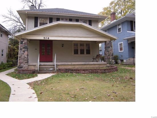 506 kenilworth ave dayton oh 45405 zillow malvernweather Images