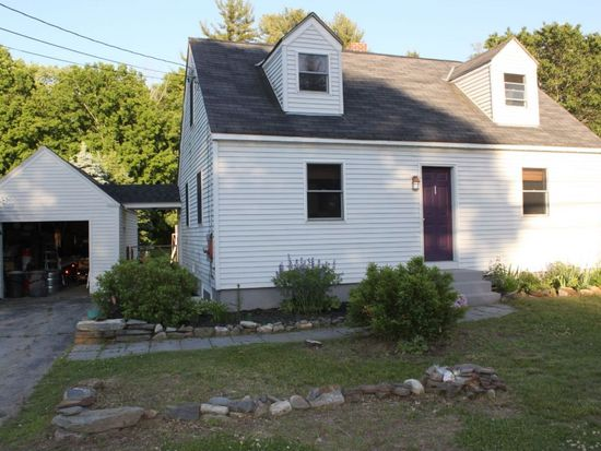 252 Springfield Rd Charlestown NH 03603  Zillow