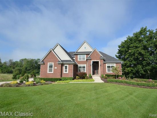 9887 Meadow View Ct, Northville, MI 48167 | Zillow