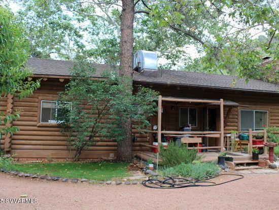 az creek at oak cabins sedona pin cabin lodge creekside rustic this arizona s garland in