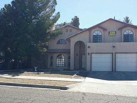 682 Bluff Canyon Cir El Paso Tx 79912 Zillow