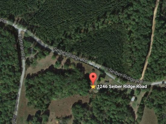 Hohenwald Tennessee Map.1246 Seiber Ridge Rd Hohenwald Tn 38462 Zillow