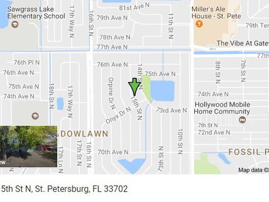 7361 15th St N Saint Petersburg FL 33702