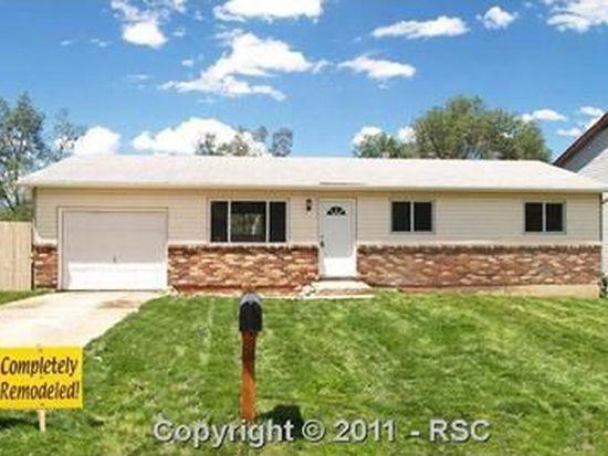 1234 Hartford St Colorado Springs Co 80906 Zillow