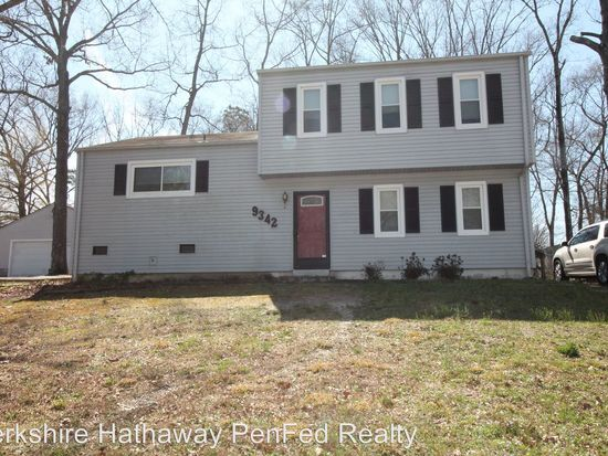 9342 Lost Forest Dr North Chesterfield Va 23237 Zillow