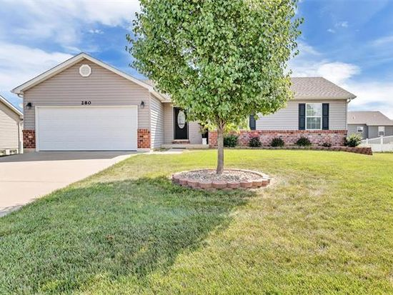 280 Gobbler Dr, Troy, MO 63379 | Zillow