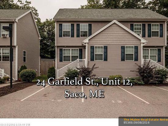 & 24 Garfield St UNIT 12 Saco ME 04072 | Zillow