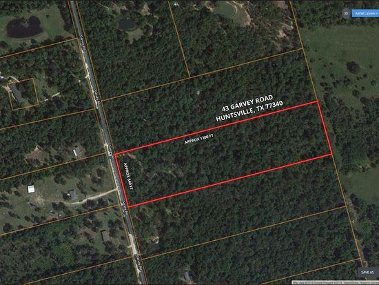 Huntsville Tx Zip Code Map.43 Garvey Rd Huntsville Tx 77340 Zillow