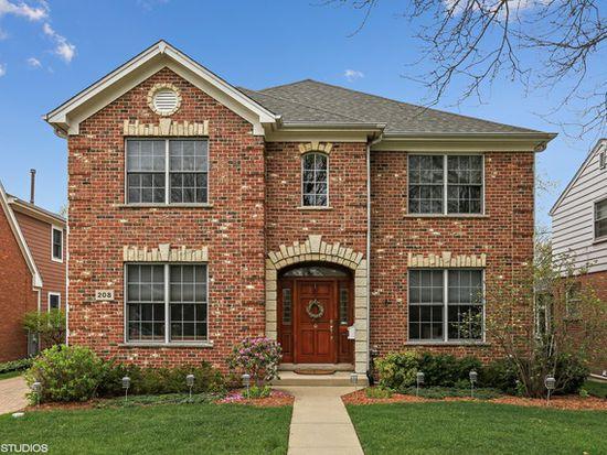 208 S Home Ave Park Ridge IL 60068