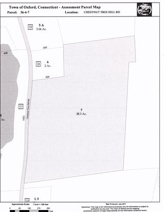 0 Chestnut Tree Hill Rd Map # 36-4-7, Oxford, CT 06478 | Zillow