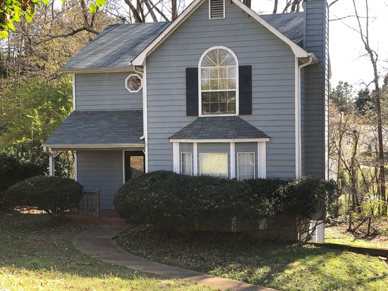 Cool 2666 Windage Dr Sw Marietta Ga 30008 Zillow Home Interior And Landscaping Elinuenasavecom