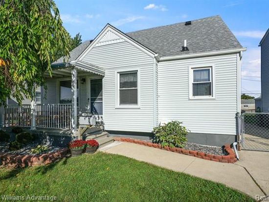 4621 17th St Wyandotte Mi 48192 Zillow