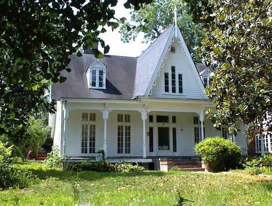 202 w college st americus ga 31709 zillow for Gothic revival homes for sale