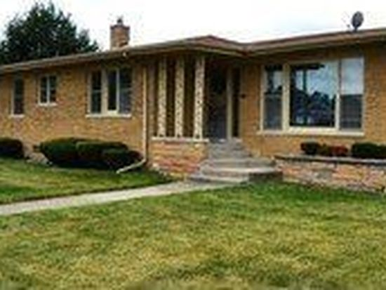 3101 W 100th Pl Evergreen Pk Il 60805 Zillow