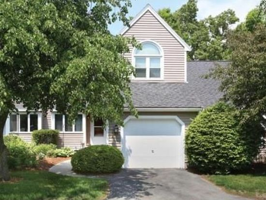 24 Bishops Forest Dr Waltham Ma 02452 Zillow