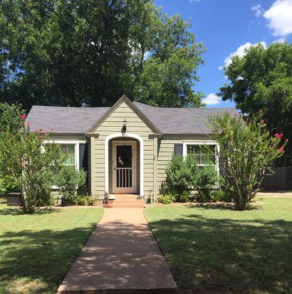 881 Grove St, Abilene, TX 79605 | Zillow
