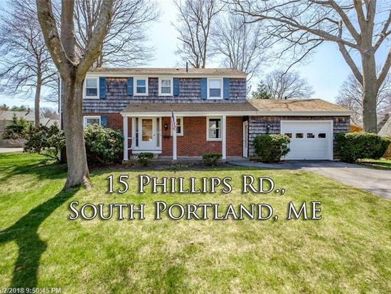 - 15 Phillips Rd, South Portland, ME 04106 Zillow