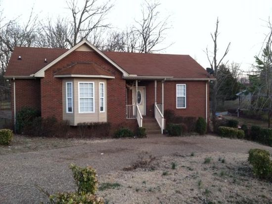 3903 N Lincoya Ct Springfield Tn 37172 Zillow