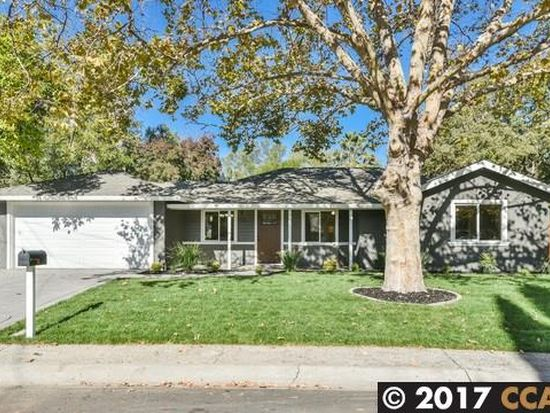 216 jennifer way pleasant hill ca 94523 zillow for Gregory gardens elementary school