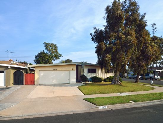 2429 S Joane Way Santa Ana Ca 92704 Zillow