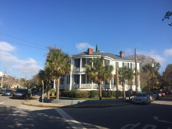 2 Rutledge Avenue Charleston SC 29401 Apartments For