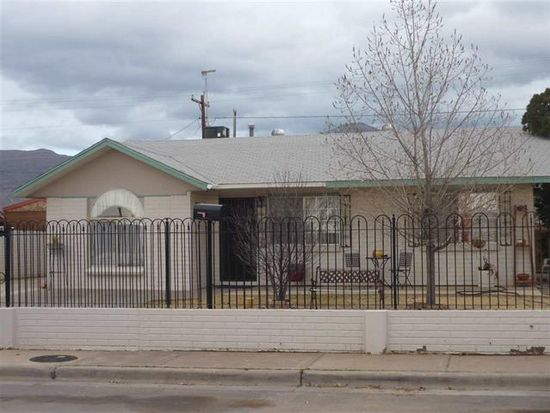 207 Plainview Dr Alamogordo Nm 88310 Zillow
