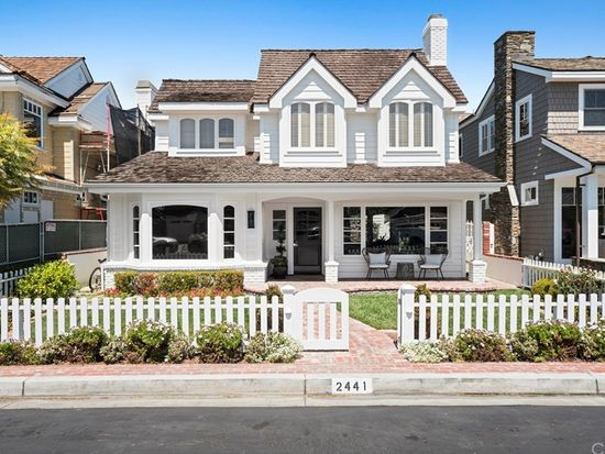 zillow newport beach ca