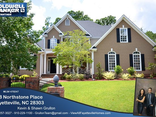 208 Northstone Pl Fayetteville Nc 28303 Zillow