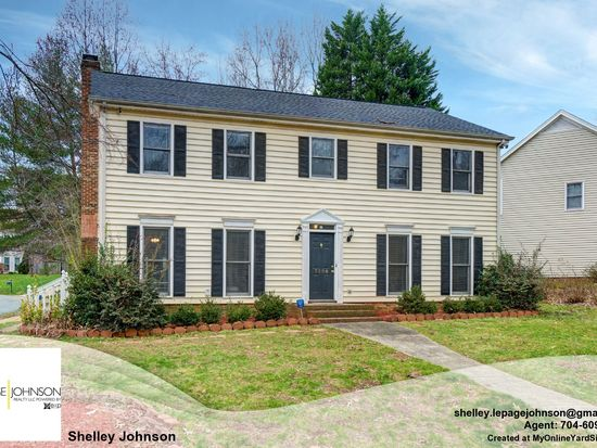 7308 Glen Brook Ln Charlotte Nc 28269 Zillow