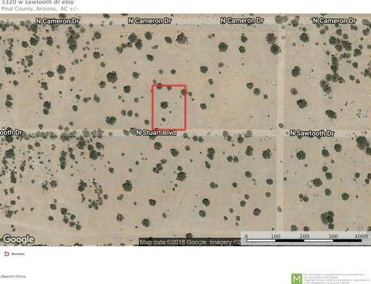 Map Of Eloy Arizona.3320 W Sawtooth Dr Lot 5 Eloy Az 85131 Mls 5815223 Zillow