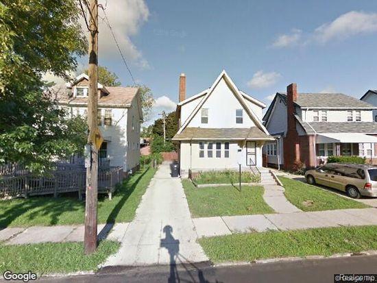 Michigan · Detroit · 48238 · Fitzgerald; 15491 Stoepel St