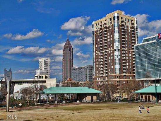 285 Centennial Olympic Park Dr NW UNIT 1701 Atlanta GA 30313