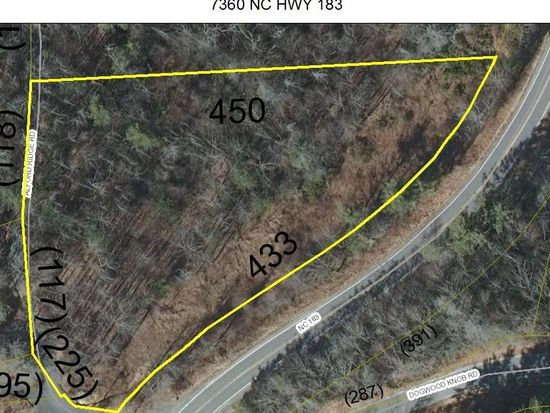 7360 Nc Highway 183 Newland Nc 28657 Mls 20117 Zillow